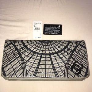 Chanel clutch handbag